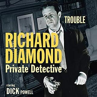 Richard Diamond, Private Detective: Trouble cover art