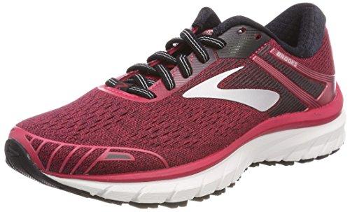 Brooks Adrenaline Gts 18, Womens Running Running Shoes, Pink (PinkBlackWhite 1B619), 5.5 UK (38.5 EU)