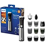 Philips Series 7000 12-en-1 Ultimate Multi Grooming Kit para accesorios de barba, cabello y cuerpo con recortador de nariz - MG7735 / 33