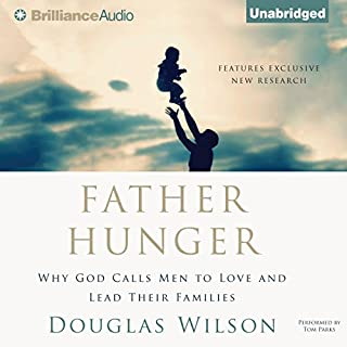 Father Hunger audiobook cover art