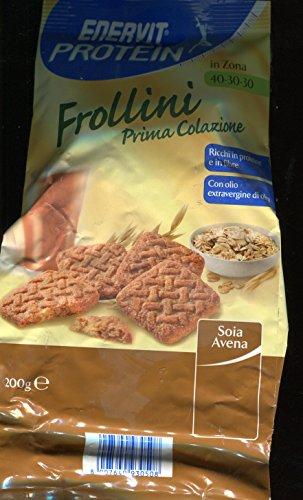 Frollini Enerzona enervit protein all' avena 200 grammi