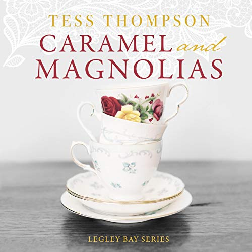 Caramel and Magnolias audiobook cover art
