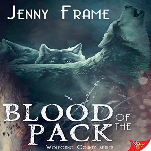 Blood of the Pack audiobook cover art