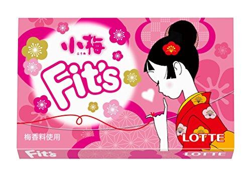 ロッテ Fit's(小梅) 12枚×10個