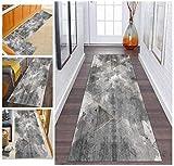 Corredor de Alfombra Para Pasillos Abstracto Antideslizante, Alfombra larga lavable de poliéster adecuada para pasillo, cocina, sala de estar, ancho 60cm/ 70cm/ 80cm/ 90cm/ 100cm ( Size : 70x300cm )