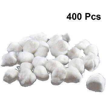 HEALIFTY Bolas de algodón desechables de maquillaje Bolas de ...