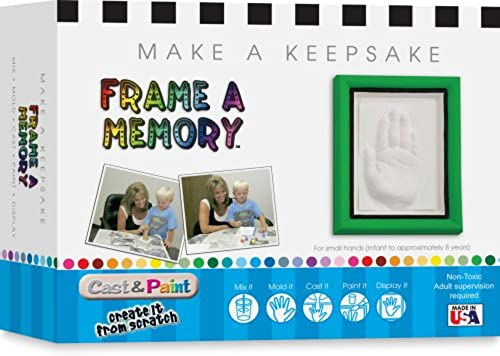 Cast & Paint Modeling Kit Frame Memory