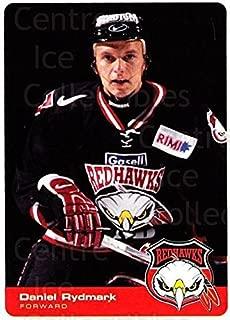 (CI) Daniel Rydmark Hockey Card 2002-03 Swedish Malmo Redhawks Team Issue 10 Daniel Rydmark