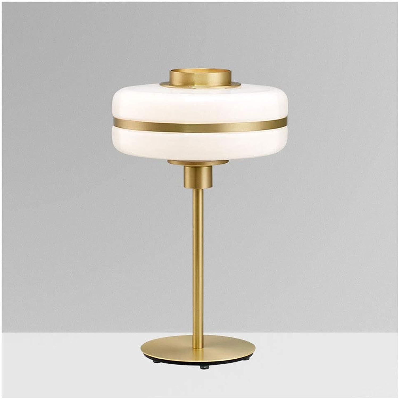 PPWAN Desk Lamp Creative Living Room Bedroom Table Lamp Design Sample Room Decoration Glass Cover Table Lamp Reading Lamp 4290 Table lamp