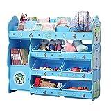 Caja de almacenamiento de juguetes para niños Organizador de libros y juguetes: for organizar el almacenamiento de juguetes Juguetes for bebés Juguetes for niños Juguetes for perros Ropa for bebés Niñ