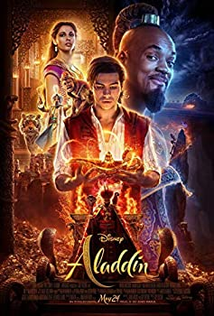 Aladdin 2019 Movie Naomi Scott MENA Massoud Print Poster No Frame  24 X 36