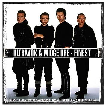 Ultravox & Midge Ure: Finest