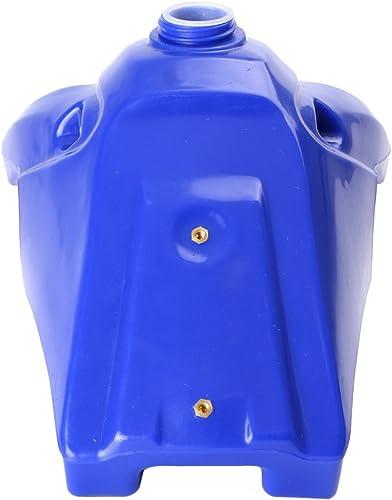 lowest Mallofusa Fuel online Gas Tank Petrol Gastank Compatible sale for Yamaha TTR125 TTR 125 2000-2007 Blue online sale