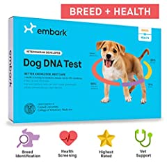 BREED IDENTIFICATION: Embark screens for over 250 dog breeds. Using a research-grade genotyping platform developed in partnership with Cornell University College of Veterinary Medicine, Embark offers the most accurate breed breakdown on the market. H...
