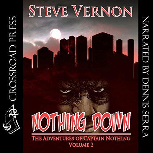 Nothing Down audiobook cover art