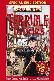 Horrible Histories: Terrible Tudors: Collector's Ed + CD