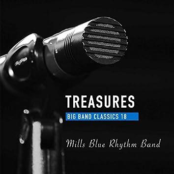 Treasures Big Band Classics, Vol. 18: Mills Blue Rhythm Band