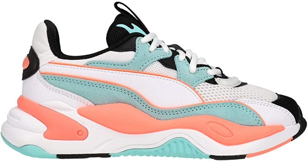 PUMA Womens Rs-2K Futura Lace Up Sneakers Shoes - Blue