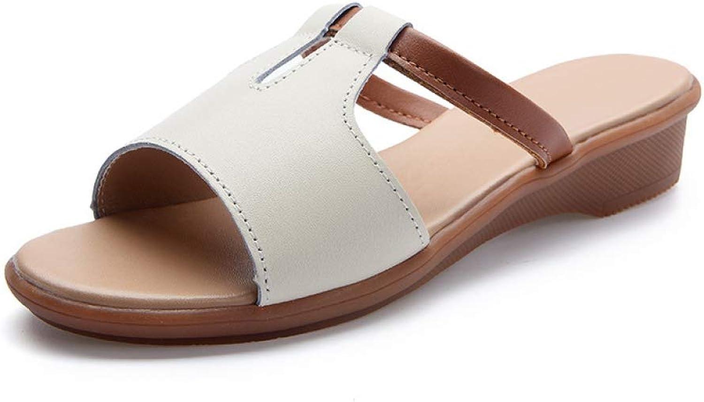 Women Platform Slipper Summer Peep Toe Breathable Fashion Female shoes Casual Comfortable Sandals