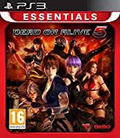 Dead Or Alive 5 Essential (PS3) (輸入版)