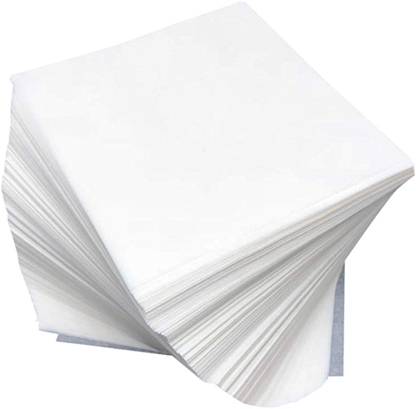 Worthy Liners Parchment Paper Squares 1000 Pieces 5 X 5 Inch