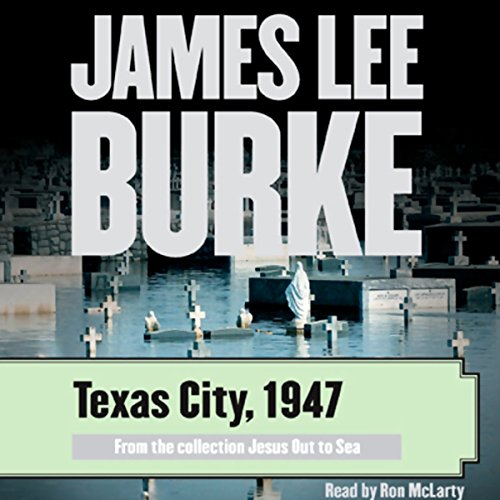 Texas City, 1947 audiobook cover art