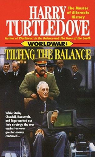 Download Tilting the Balance (Worldwar, Book Two) 0345389980