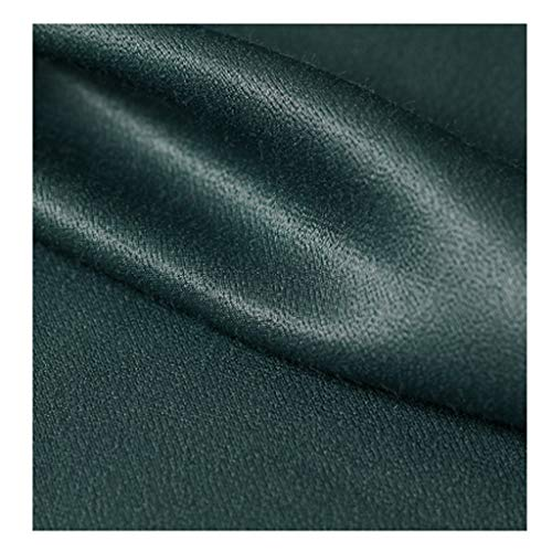 yankai Modestoff Stoff Einfarbig Satin Satin Glänzend Drapiert Baumwolle Stoff Kleid Gaze Schal Schal Breite 1,4M NIU