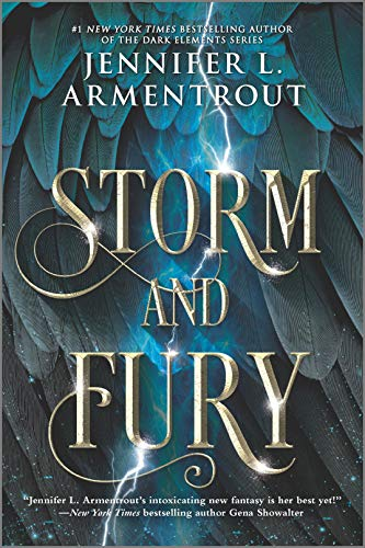 Storm and Fury: 1 (The Harbinger)