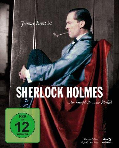Sherlock Holmes - Staffel 1 - 4Blu-ray
