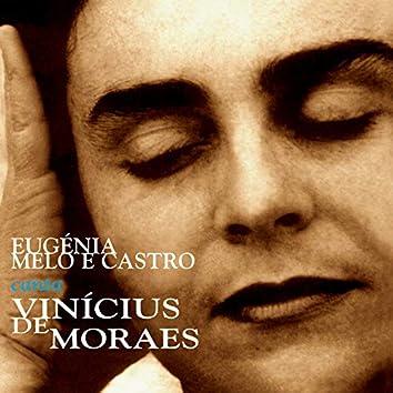 Canta Vinícius de Moraes