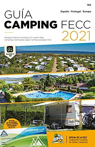 Guia de camping oficial de la fecc 2021