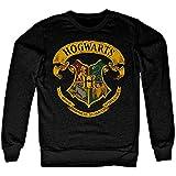HARRY POTTER Oficialmente Licenciado Inked Hogwarts Crest Su