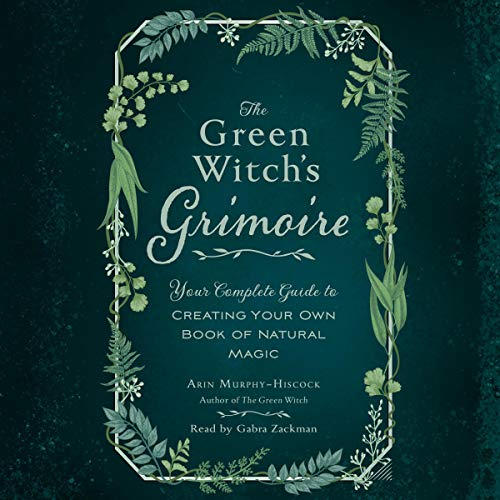 The Green Witch's Grimoire cover art