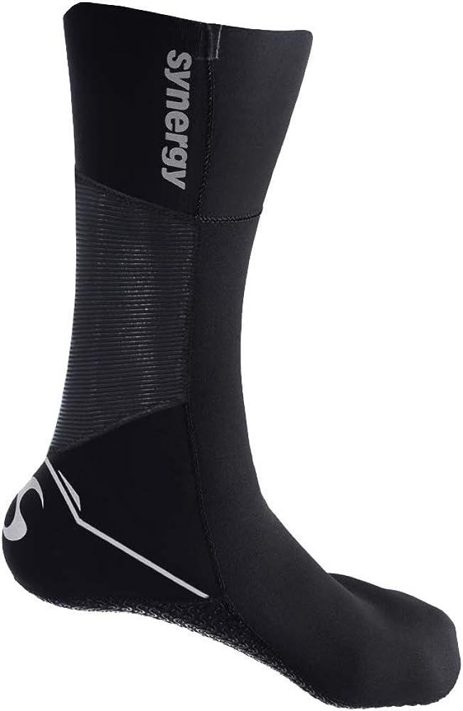 Synergy Swim Socks Neoprene Swim Booties