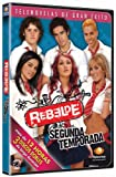 Rebelde: Segunda Temporada [Reino Unido] [DVD]