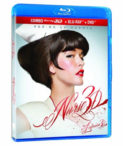 Nurse [3D Blu-ray + DVD]