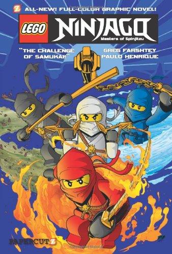 NINJAGO 01 CHALLENGE OF SAMUKAI (Lego Ninjago)