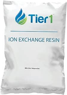 Tier1 IER-100 Ion Exchange Water Softener Resin (25 Liter Bag)