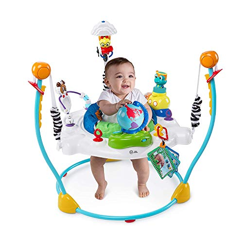 Xiangtat Baby Journey of Discovery Jumper Activity Center with Lights & Melodies
