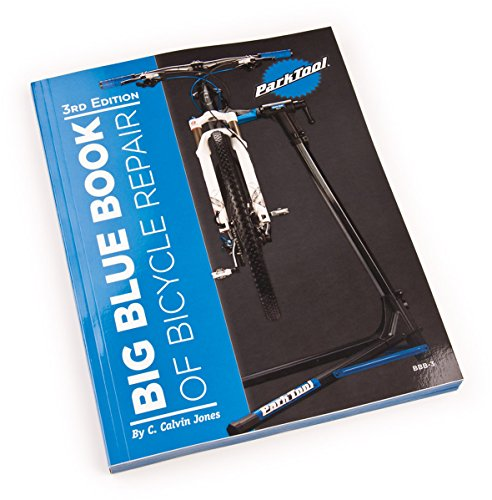 Park Tool BBB 3 Big Blue Book Of Bicycle Repair Volume III Tool