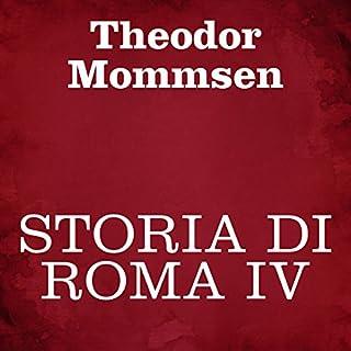 Storia di Roma 4 copertina