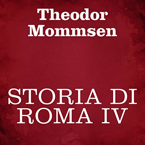 Storia di Roma 4 audiobook cover art