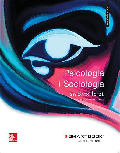 LA+SB Psicologia 2 Batxillerat. Llibre alumne + SmartBook.