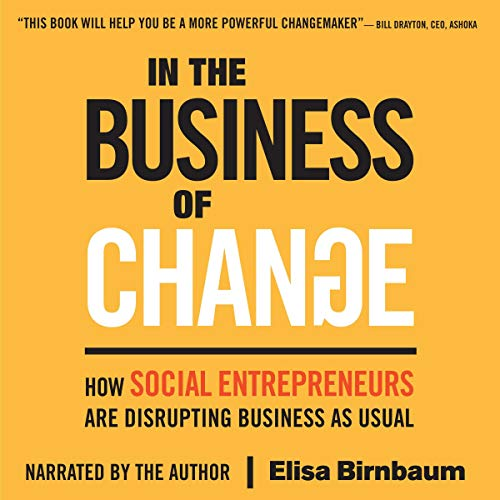 In the Business of Change Titelbild