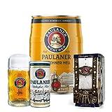 Paulaner Keg and Paulaner Can & Stein Gift Bundle