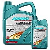 Addinol Motoröl 10W-40 Semi Synth 1040 5L + 1L