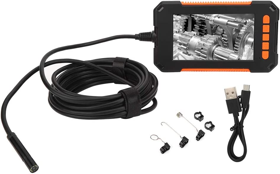 Oumefar 4.3 inch Screen Snake Free Shipping New Endoscope Popular products Industrial Borescope 108