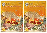 Dried Fish Fillet on Skin Gold Fish lightly Salted Vacum Packed in Plastic Bag 100g pack of 2