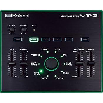 Roland Voice Transformer (VT-3) review